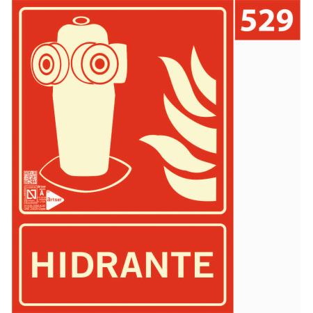 Señal de hidratante
